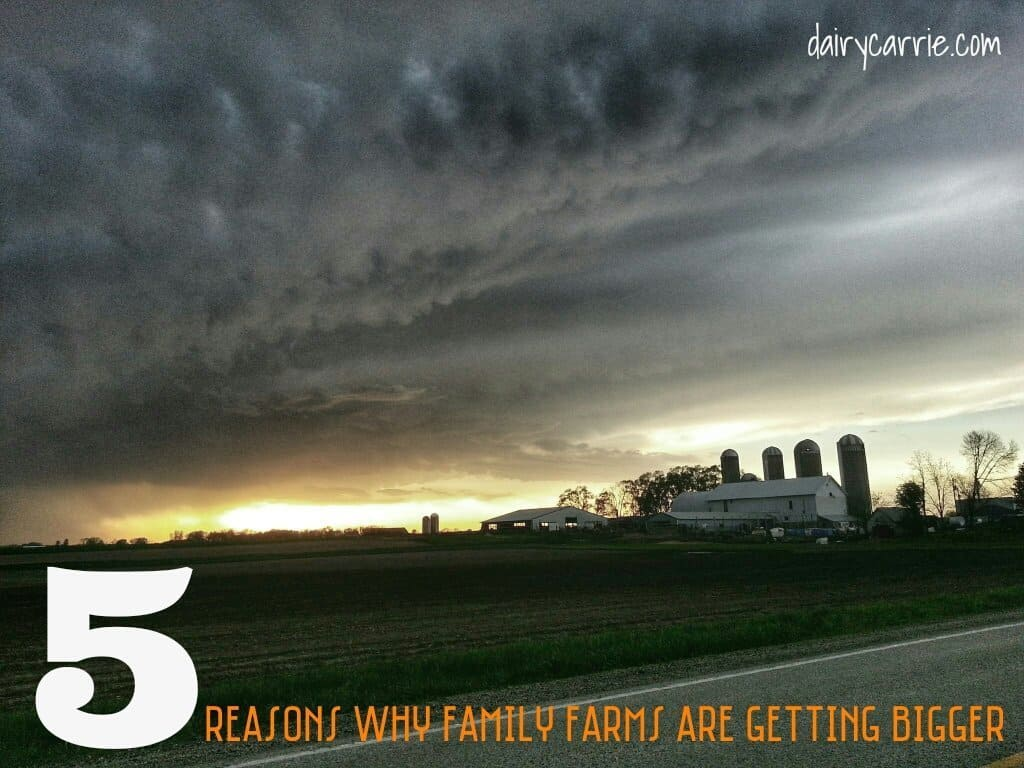 5 Reasons Farms Are Getting Bigger.